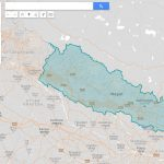 How to make new Nepal Map overlay in Google map using QGis